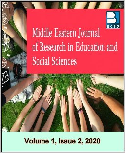 View Vol. 1 No. 2 (2020): Middle Eastern Journal of Research in Education and Social Sciences