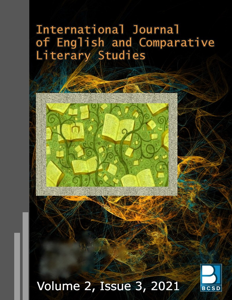 View Vol. 2 No. 3 (2021): International Journal of English and Comparative Literary Studies