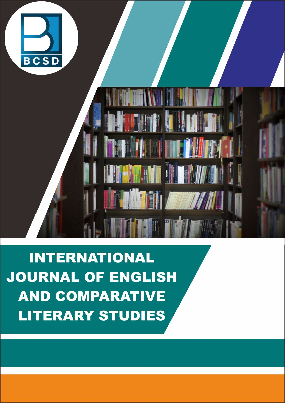 View Vol. 2 No. 5 (2021):  International Journal of English and Comparative Literary Studies