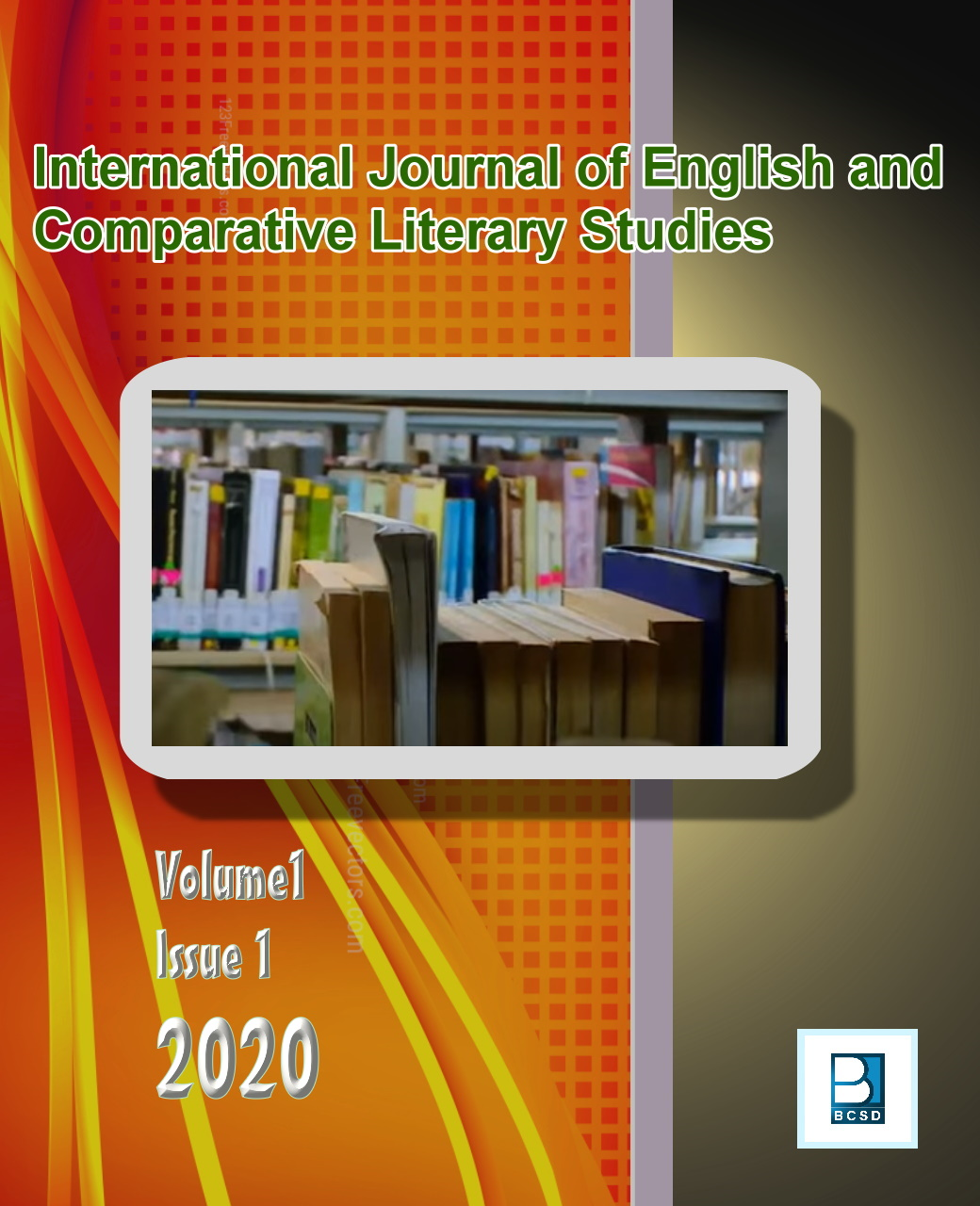 View Vol. 1 No. 1 (2020): International Journal of English and Comparative Literary Studies