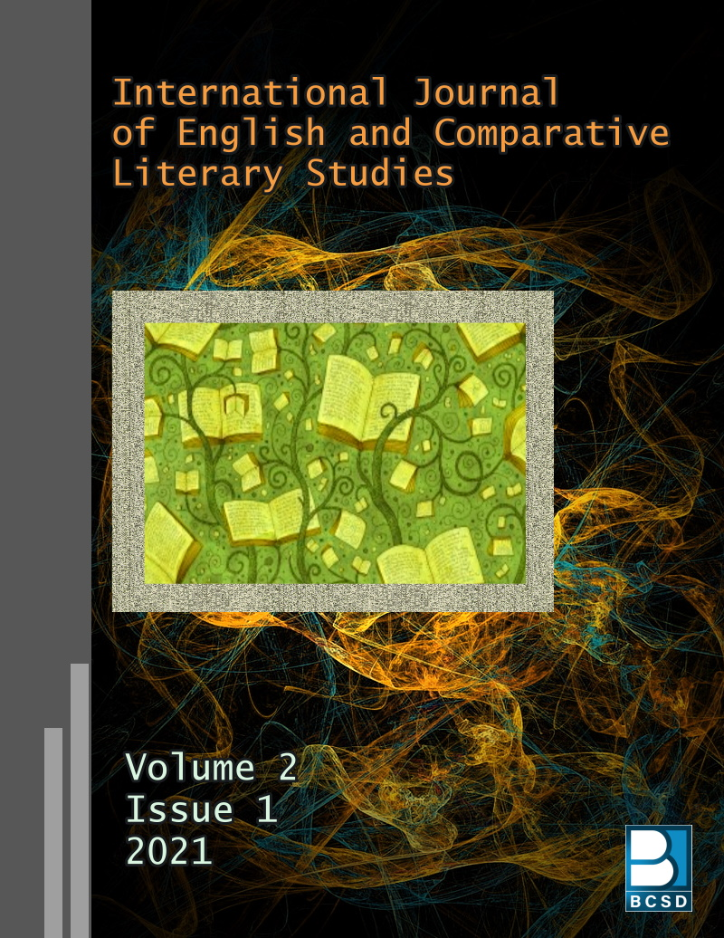 View Vol. 2 No. 1 (2021): International Journal of English and Comparative Literary Studies
